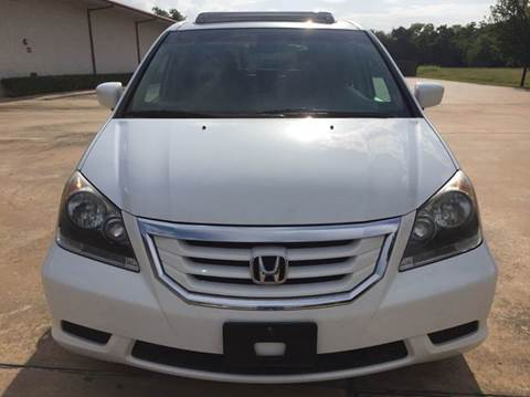 2008 Honda Odyssey for sale in Houston, TX