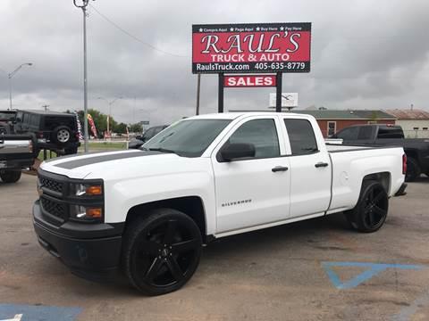 Trucks For Sale In Okc >> Chevrolet Used Cars Pickup Trucks For Sale Oklahoma City