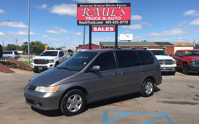 738dbb5d5d 2000 Honda Odyssey 4dr EX Mini-Van In Oklahoma City OK - RAUL S ...