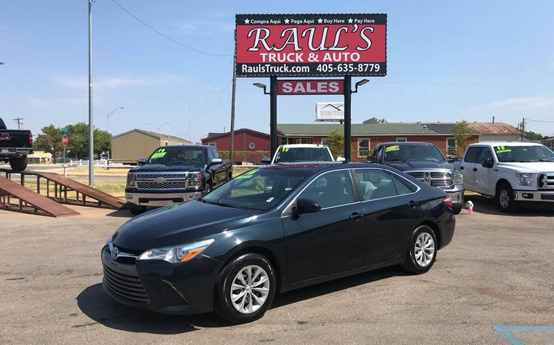 Toyota Dealers Okc >> Raul S Truck Auto Sales Inc Used Cars Oklahoma City Ok