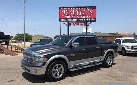 RAUL'S TRUCK & AUTO SALES INC - Used Cars - Oklahoma City OK