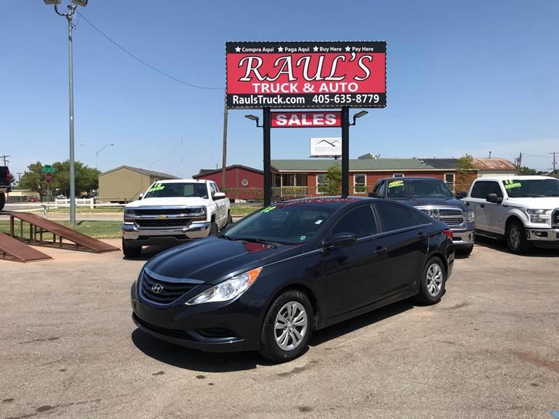RAUL'S TRUCK & AUTO SALES INC - Used Cars - Oklahoma City OK
