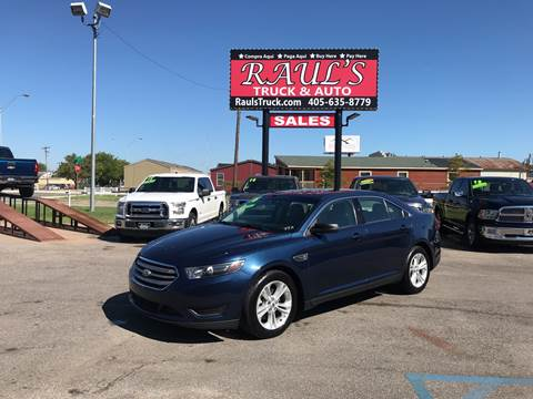 2016 Ford Taurus for sale in Oklahoma City, OK