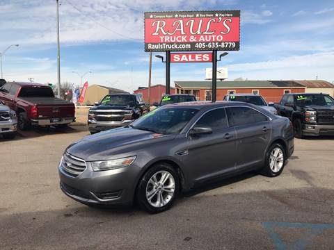 2014 Ford Taurus for sale in Oklahoma City, OK