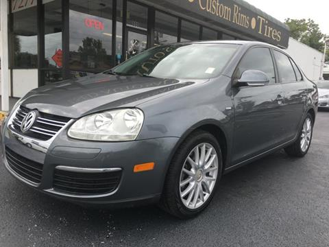 2009 Volkswagen Jetta for sale at WHEEL UNIK AUTOMOTIVE & ACCESSORIES INC in Orlando FL