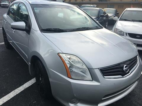 2010 Nissan Sentra for sale at WHEEL UNIK AUTOMOTIVE & ACCESSORIES INC in Orlando FL