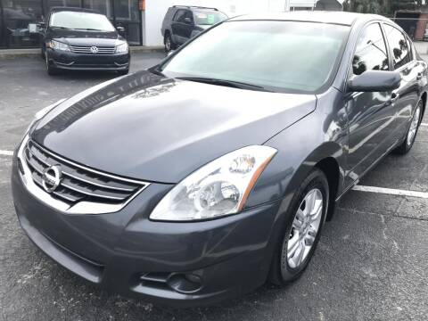 2012 Nissan Altima for sale at WHEEL UNIK AUTOMOTIVE & ACCESSORIES INC in Orlando FL