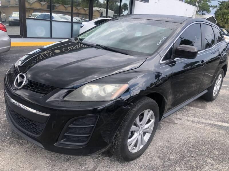 2010 Mazda CX-7 for sale at WHEEL UNIK AUTOMOTIVE & ACCESSORIES INC in Orlando FL