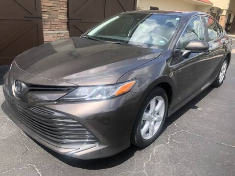 2020 Toyota Camry for sale at WHEEL UNIK AUTOMOTIVE & ACCESSORIES INC in Orlando FL