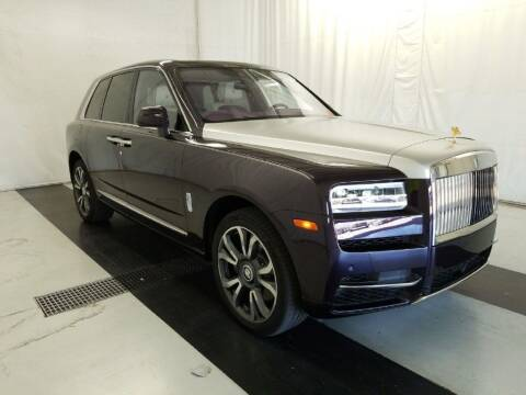 2019 Rolls-Royce Cullinan for sale at WHEEL UNIK AUTOMOTIVE & ACCESSORIES INC in Orlando FL