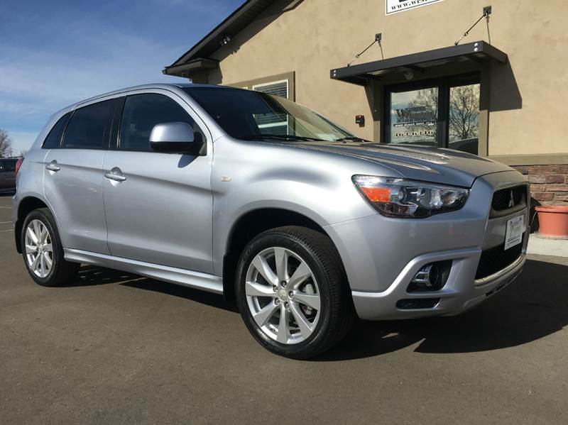 2012 Mitsubishi Outlander Sport SE AWD 4dr Crossover - Nampa ID