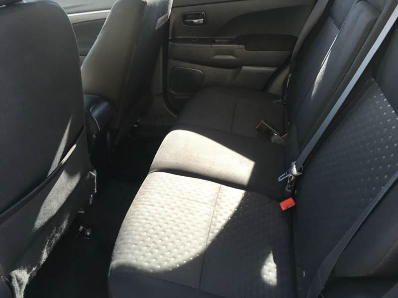 2012 Mitsubishi Outlander Sport SE AWD 4dr Crossover - Nampa ID