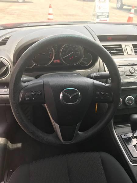 2011 Mazda MAZDA6 i Sport 4dr Sedan 5A - Nampa ID