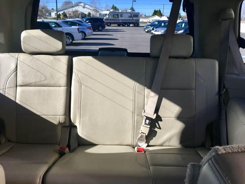2007 Infiniti QX56 Base 4dr SUV 4WD - Nampa ID