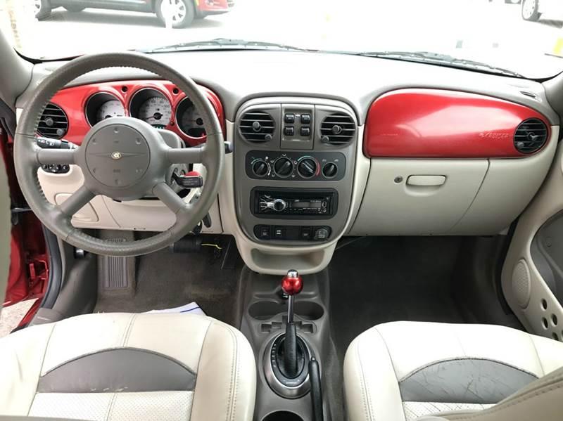 2005 Chrysler PT Cruiser GT 2dr Convertible - Nampa ID