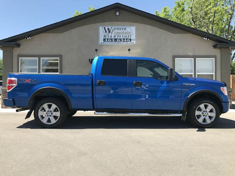 2010 Ford F-150 4x4 FX4 4dr SuperCrew Styleside 6.5 ft. SB - Nampa ID