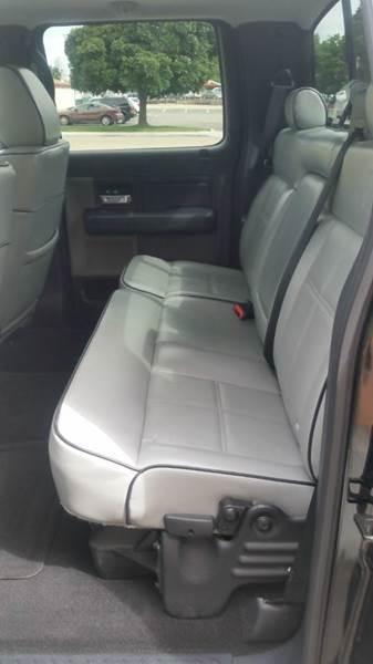 2006 Lincoln Mark LT 4dr SuperCrew 4WD SB - Nampa ID
