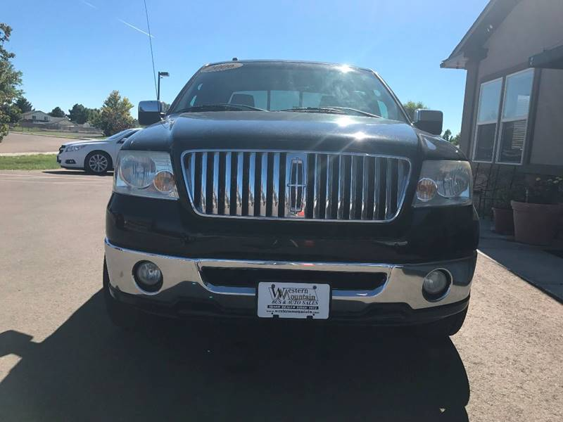 2006 Lincoln Mark LT 4dr SuperCrew 4WD SB - Nampa ID