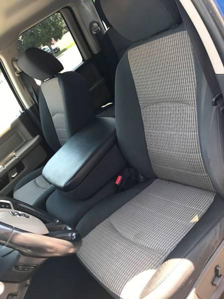 2011 RAM Ram Pickup 1500 4x4 SLT 4dr Quad Cab 6.3 ft. SB Pickup - Nampa ID