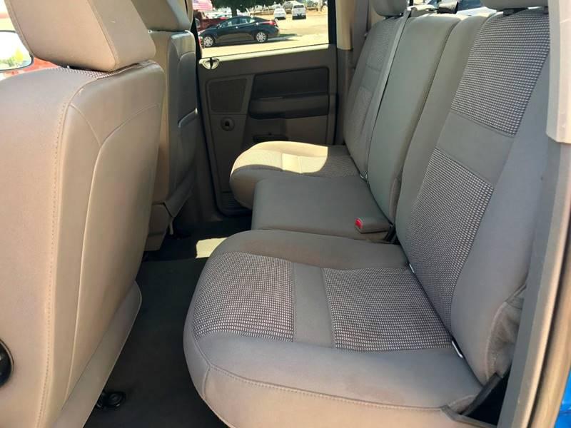 2008 Dodge Ram Pickup 1500 SLT 4dr Quad Cab 4WD SB - Nampa ID