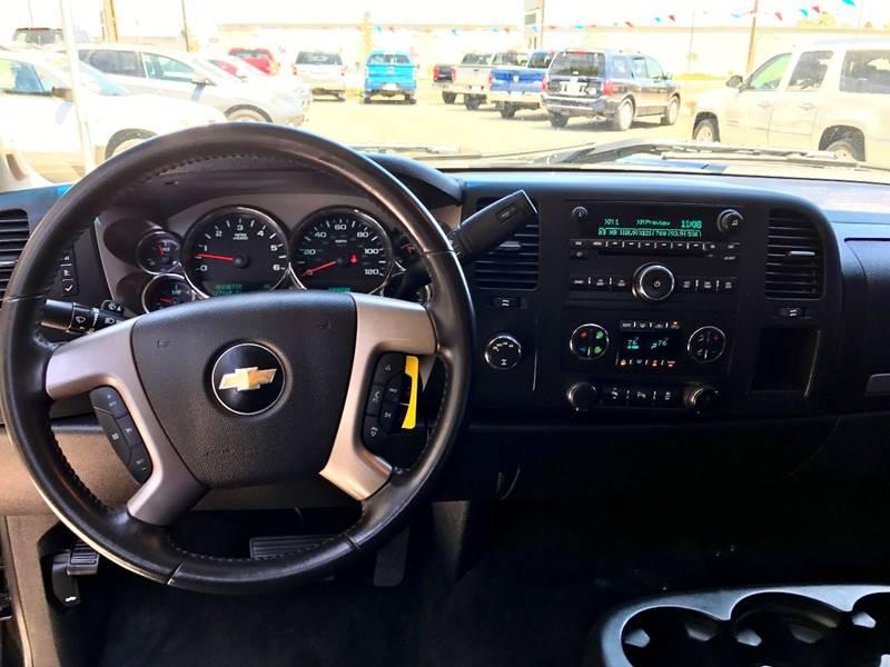 2013 Chevrolet Silverado 1500 4x4 LT 4dr Crew Cab 5.8 ft. SB - Nampa ID