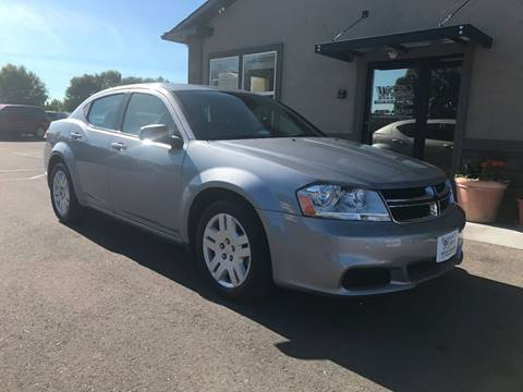 2014 Dodge Avenger for sale in Nampa, ID
