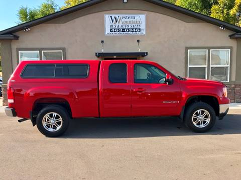 2007 GMC Sierra 1500 for sale in Nampa, ID