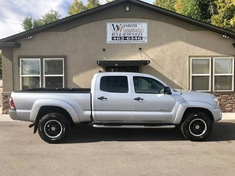 2012 Toyota Tacoma for sale in Nampa, ID
