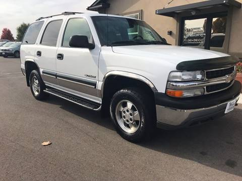 2001 Chevrolet Tahoe for sale in Nampa, ID