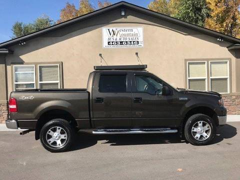 2008 Ford F-150 for sale in Nampa, ID