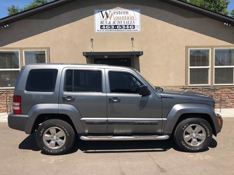 2012 Jeep Liberty for sale in Nampa, ID