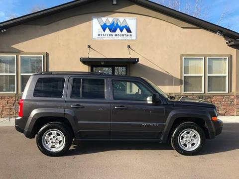 2016 Jeep Patriot for sale in Nampa, ID