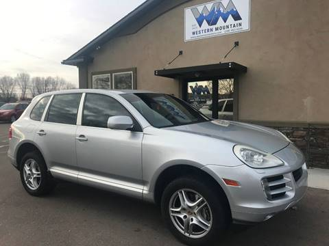 2008 Porsche Cayenne for sale in Nampa, ID