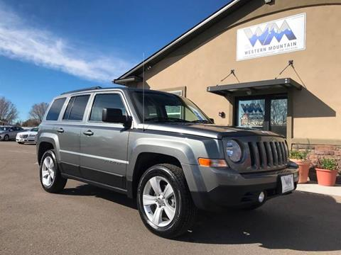 2012 Jeep Patriot for sale in Nampa, ID