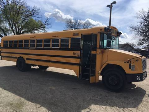 Thomas Built Buses For Sale in Nampa, ID - Western Mountain