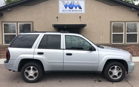 2007 Chevrolet TrailBlazer for sale in Nampa, ID