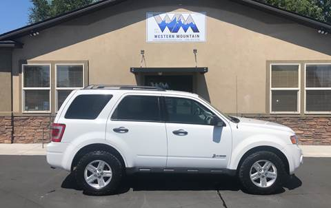 2012 Ford Escape Hybrid for sale in Nampa, ID