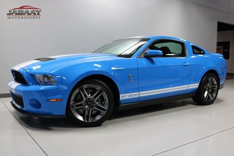 2010 Ford Shelby GT500 for sale in Merrillville, IN