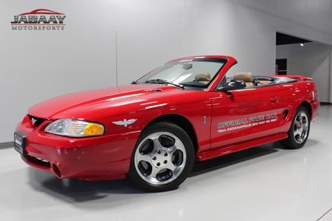 1994 Ford Mustang SVT Cobra for sale in Merrillville, IN
