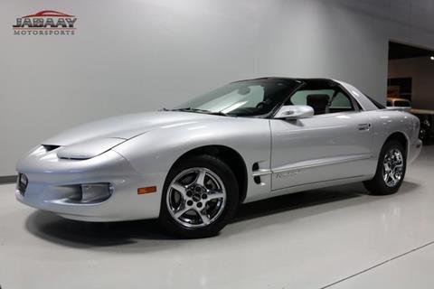 2000 Pontiac Firebird for sale in Merrillville, IN
