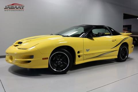 2002 Pontiac Firebird for sale in Merrillville, IN