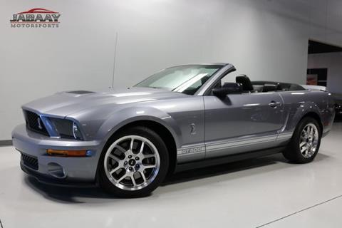 2007 Ford Shelby GT500 for sale in Merrillville, IN