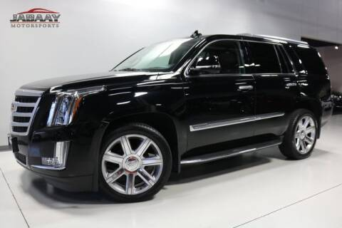 2016 Cadillac Escalade Luxury Collection for sale at JABAAY MOTORS in Merrillville IN