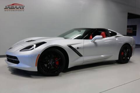 2014 Chevrolet Corvette Stingray for sale at JABAAY MOTORS in Merrillville IN