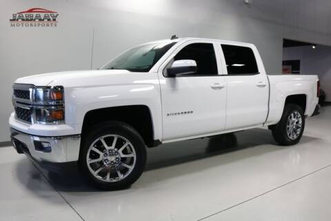 2014 Chevrolet Silverado 1500 for sale at JABAAY MOTORS in Merrillville IN