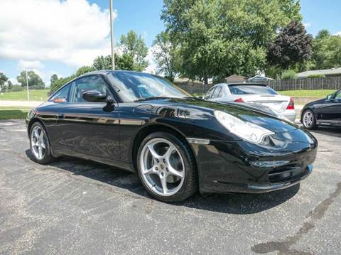 2004 Porsche 911 for sale at AutoLink in Dubuque IA