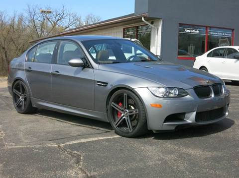 2011 BMW M3 for sale at AutoLink in Dubuque IA