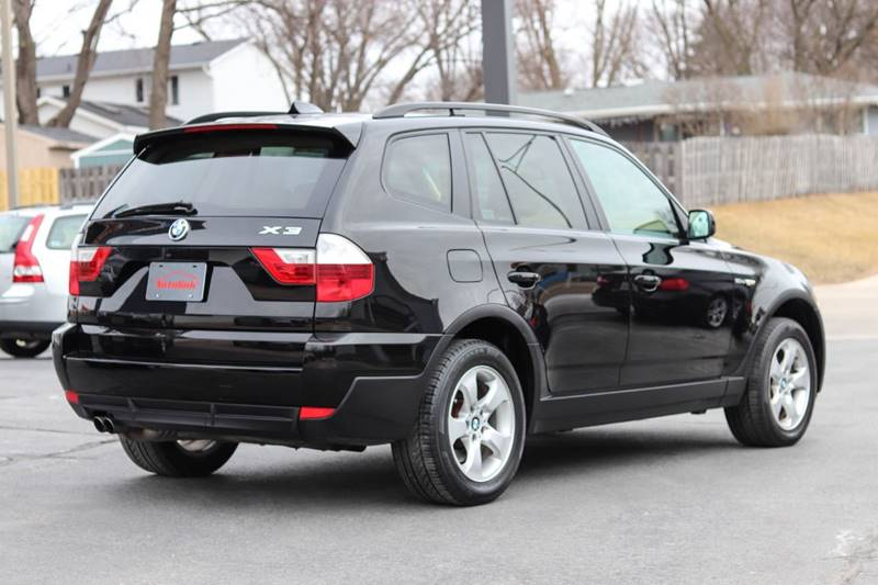 2007 BMW X3 AWD 3.0si 4dr SUV - Dubuque IA