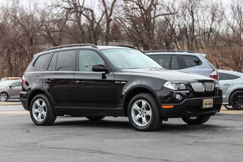 2007 BMW X3 for sale at AutoLink in Dubuque IA