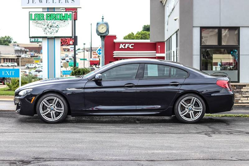 2015 BMW 6 Series for sale at AutoLink in Dubuque IA